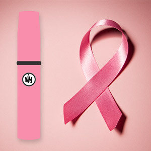 Breast Cancer Vape Pens for wax