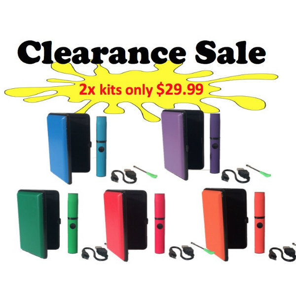 Micro Vape Pen Travel kit clearance