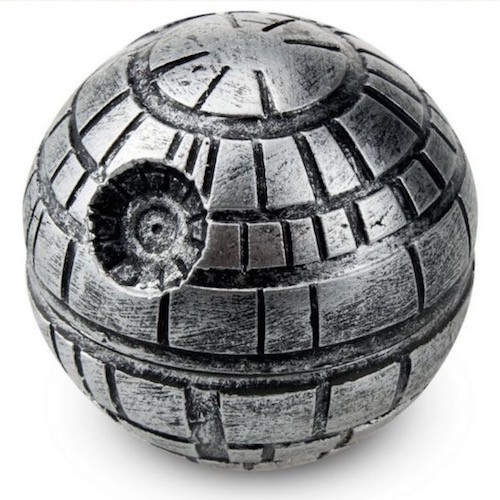 Death Star Grinder for herb