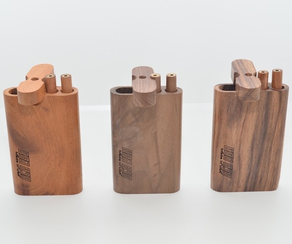 Double Barrel Dugout Pipes - USA Made