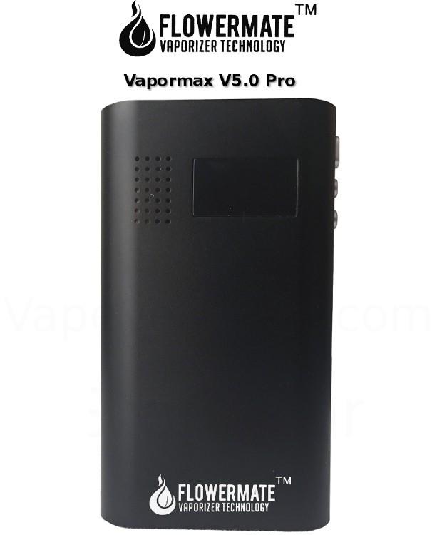Flowermate V5.0 Pro dry herb vaporizer