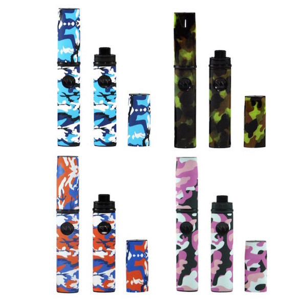 Micro Vape Deal - 4 Camo kits