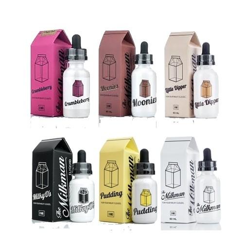 The Milkman E Liquid - All Flavors
