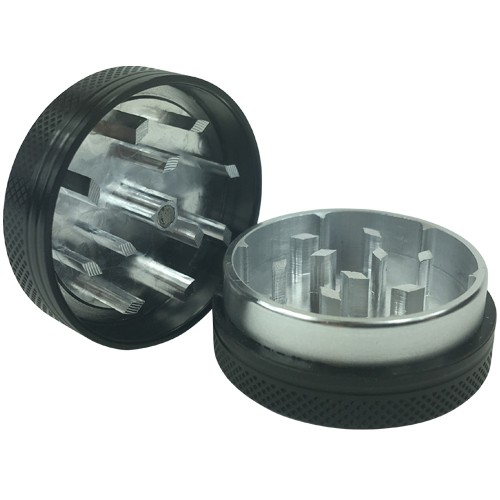 Small Herb Grinder with Razor Teeth