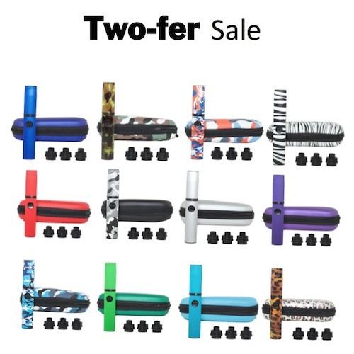 Vape Deals - 2x Micro Wax Pen Travel kits
