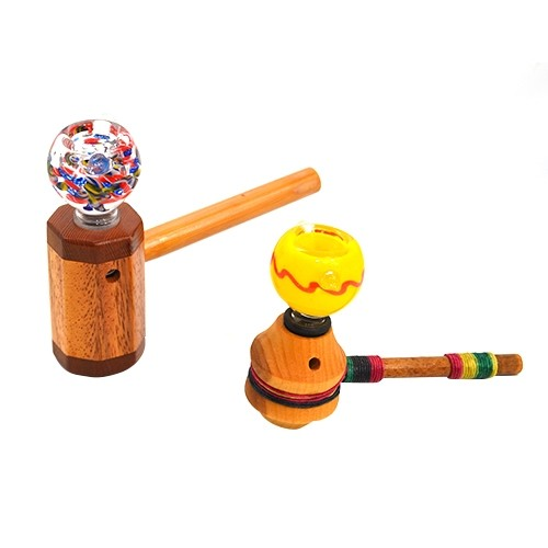 Wooden Vintage Pipe