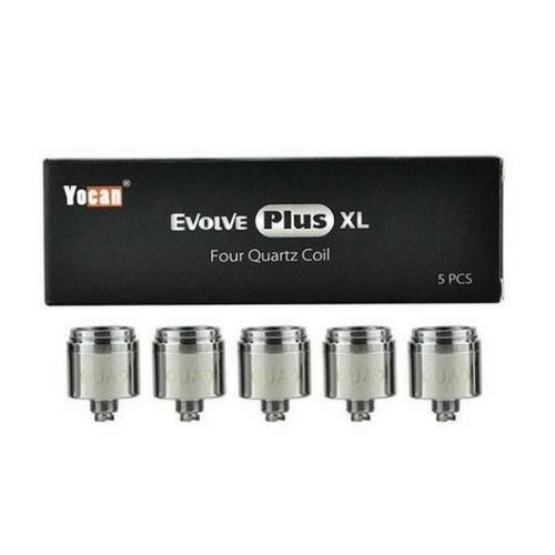 Yocan Evolve Plus XL Coils-5 Pack