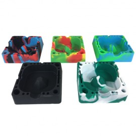 Silicone Ashtrays Unbreakable