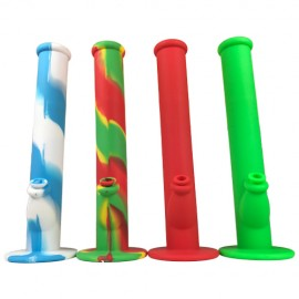 Strong Silicone Water Bong - 14 inches
