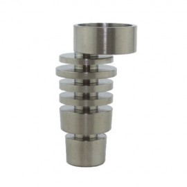 Domeless Nail for dab rigs - Titanium Male