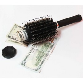 Secret Stash - Real Hair Brush Hiding Spot