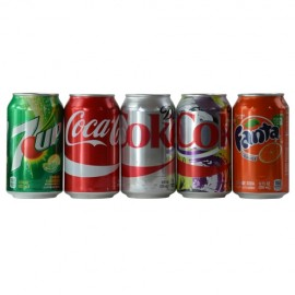 Soda Can Stash Containers