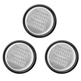 dual quartz coils - 3 pack