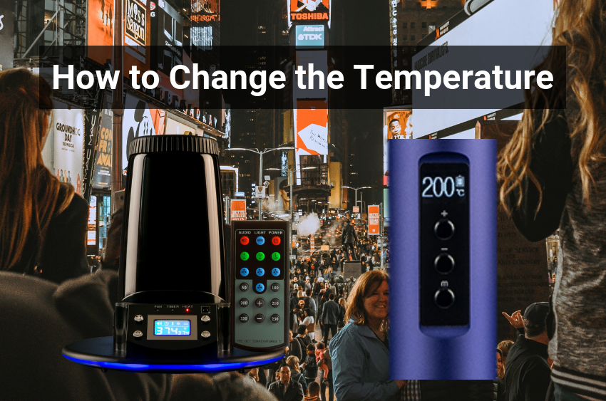 how-to-change-the-temperature