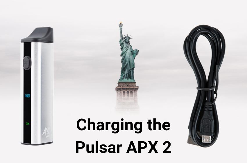 charging-the-pulsar-apx-2-vaporizer