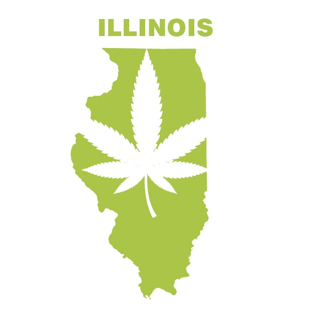 Illinois Governor Working With Cops on Cannabis Bill