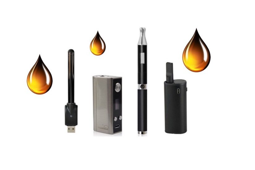 Buyers Guide for Oil & E liquid Vapes