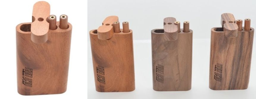 Double Barrel Dugout Pipe