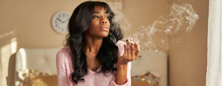 You Enjoy Smoking