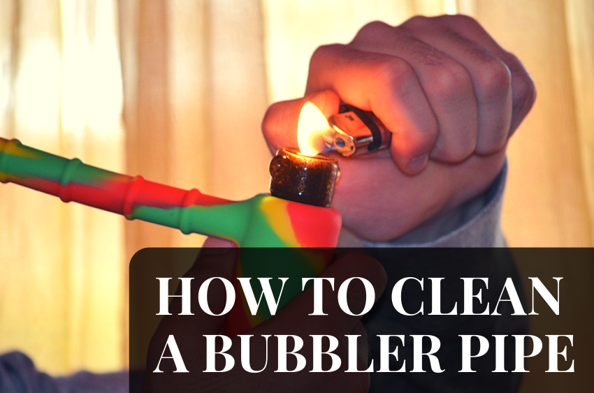how-to-clean-a-bubbler-pipe