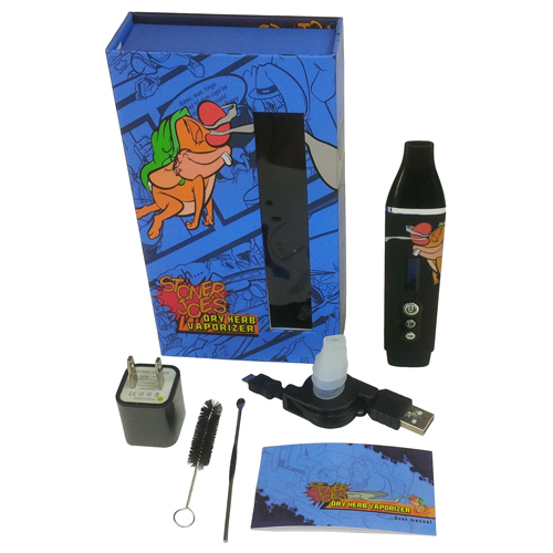 Stoner Joe Vaporizer kit with accessories