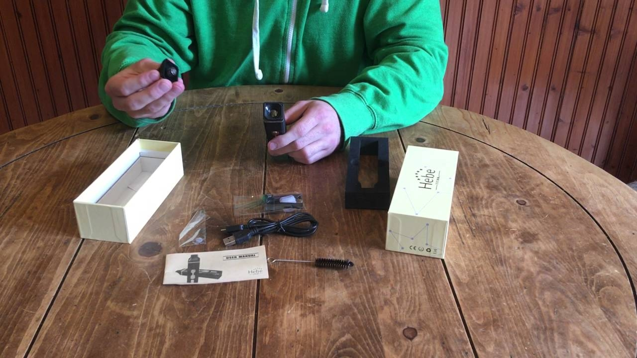 VIDEO:  How to use the Titan 2 Vaporizer