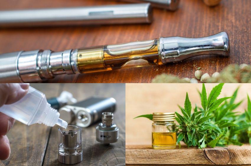 Vape Oil, CBD Oil, E Juice and More