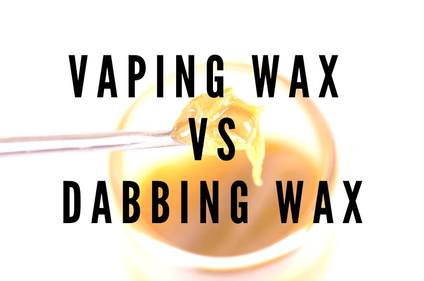 vaping-wax-vs-dabbing-wax