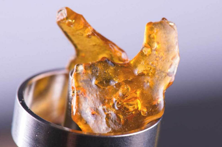 wax-concentrate